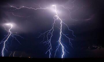 Έκτακτο δελτίο ΕΜΥ: Ισχυρές βροχές, καταιγίδες και χαλαζοπτώσεις!