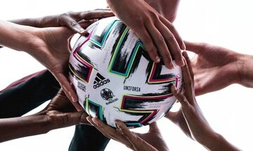 UEFA: Τα αποκαλυπτήρια της μπάλας του Euro 2020! (pics)