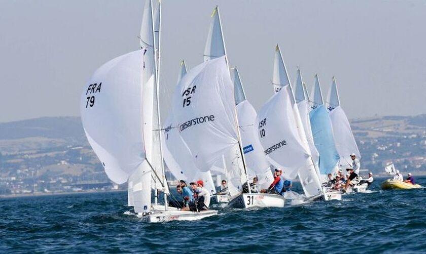 Πρεμιέρα την Παρασκευή  (8/11) για  το «29ο Athens International Sailing Week»