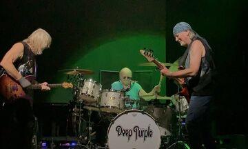 Οι Deep Purple στο Rockwave Festival 2020
