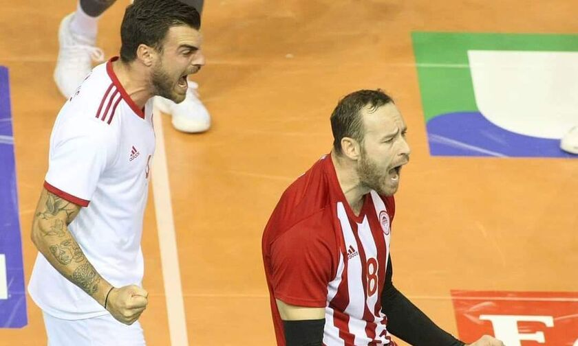 Volleyleague: MVP της πρώτης αγωνιστικής ο Χουσάι