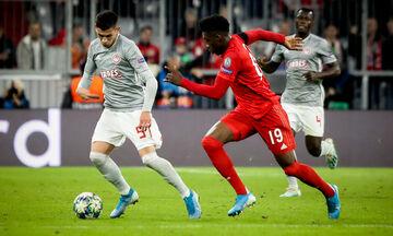 Μπάγερν  - Ολυμπιακός 2-0: Τι  φώναξαν οι φίλοι του Ολυμπιακού με τη λήξη του αγώνα (vid)
