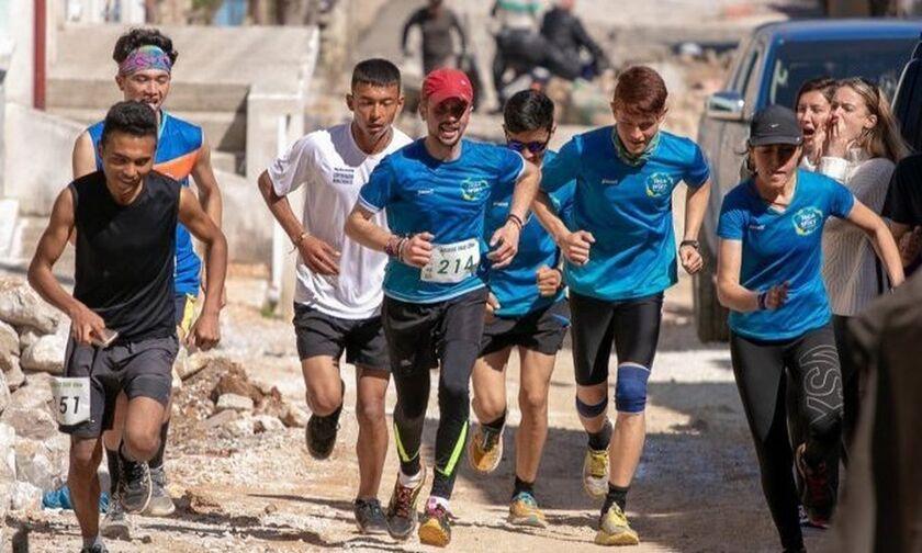 Πρόσφυγες από τη Λέσβο θα τρέξουν στον Αυθεντικό Μαραθώνιο της Αθήνας