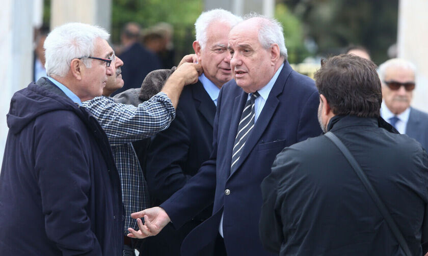 Ο αποχαιρετισμός του Τέρενς Κουίκ στην Ειρήνη Νικολαΐδου (pic)