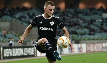 ΑΠΟΕΛ-Καραμπάχ: Το γκολ του Μεντβέντεβ για το 0-1 (vid)