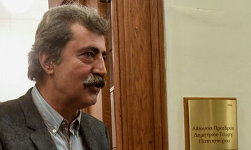 Πολάκης-Τζανακόπουλος δεν βγήκαν από την αίθουσα-αναβλήθηκε η εξέταση Φρουζή-vid