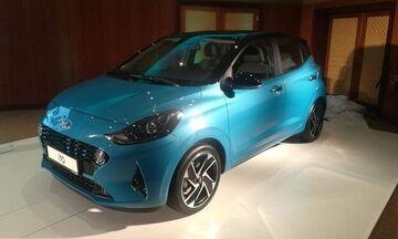 Οι τιμές του νέου Hyundai i10!