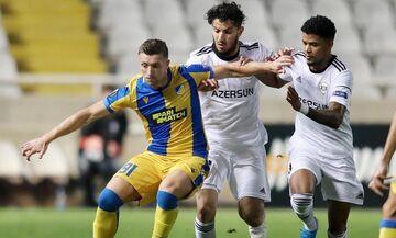 ΑΠΟΕΛ-Καραμπάχ 2-1: Ανατροπή πρόκρισης στο 88' (highlights)