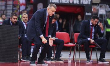 Κεμζούρα: «Στόχος να μπούμε στα playoffs»