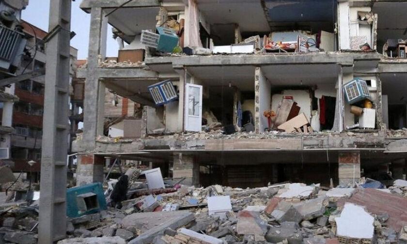 Ιράν: Σεισμός 5,9 Ρίχτερ - Τουλάχιστον πέντε νεκροί και 120 τραυματίες
