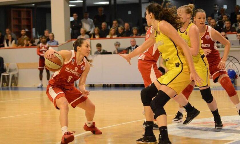 Ολυμπιακός: Ακόμα μπάινουν τρίποντα από την ομάδα μπάσκετ γυναικών (vid)