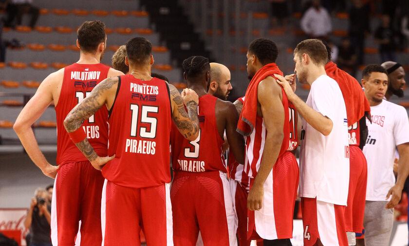 Ολυμπιακός: Έξι νίκες στα τελευταία είκοσι ματς του στην EuroLeague!