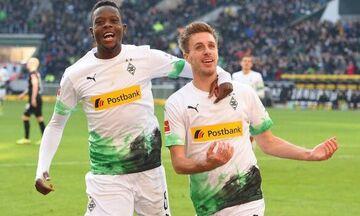 Bundesliga: H Γκλάντμπαχ ξέφυγε στην κορυφή- H Φράιμπουργκ κατά πόδας! (highlights)