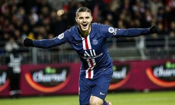 Ligue 1: Τα «χρειάστηκε» αλλά κέρδισε η Παρί, απώλειες για Ανζέ και Λιλ