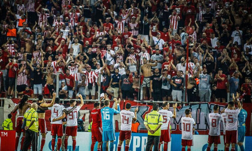 Ολυμπιακός: Η επιστροφή στο «Γ. Καραϊσκάκης» μετά από την Ξάνθη και το Μόναχο (pic)