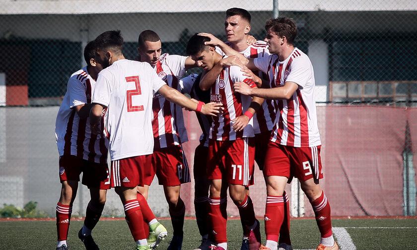 Super League K17: Καταιγιστικός ο Ολυμπιακός, 8-0 τον ΟΦΗ!