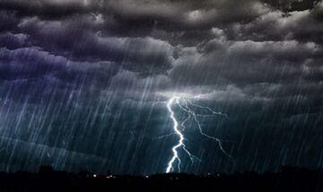 Έκτακτο δελτίο καιρού: Πού θα ξεσπάσουν βροχές και καταιγίδες