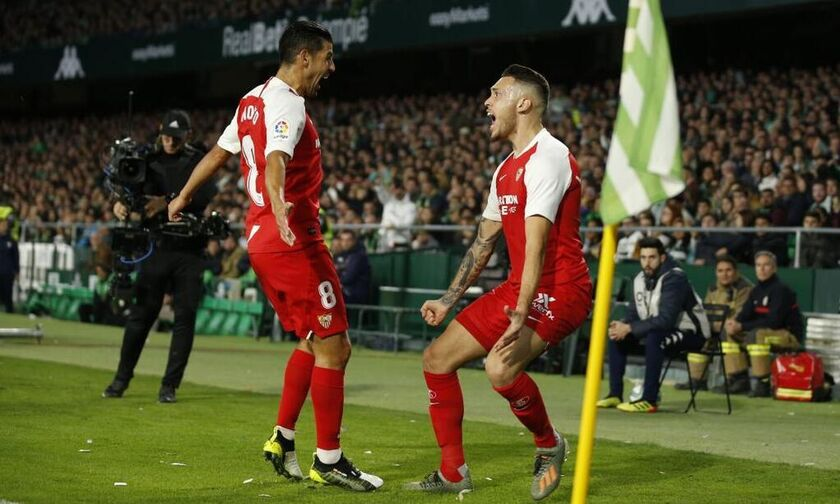 La Liga: Στη Σεβίλλη το ντέρμπι της Ανδαλουσίας (highlights)