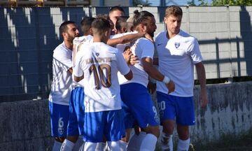 Football League: Διατηρήθηκε στην κορυφή η Ιεράπετρα, 2ος ο Ιωνικός (αποτελέσματα, βαθμολογία)