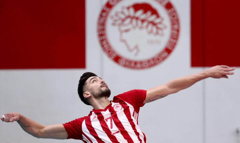 Ολυμπιακός - ΟΦΗ 3-1: Ζορίστηκε, έκανε 30 λάθη, αλλά πέτυχε τη δεύτερη νίκη του