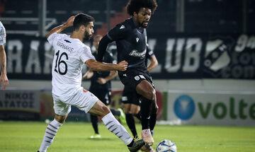 ΟΦΗ-ΠΑΟΚ: Η ευκαιρία του Σεμέντο να κάνει το 1-0