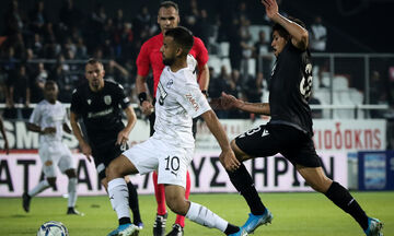 ΟΦΗ-ΠΑΟΚ 0-1: Η φάση που διαμαρτυρήθηκε ο ΟΦΗ στο 88΄ για πέναλτι (vid)