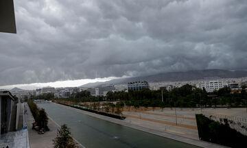 Καιρός: Αραιές νεφώσεις και σποραδικές βροχές την Κυριακή (10/11)
