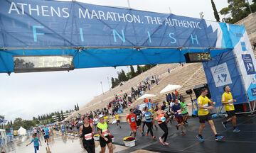 Η εκκίνηση του 37ου Μαραθωνίου της Αθήνας! (vid)
