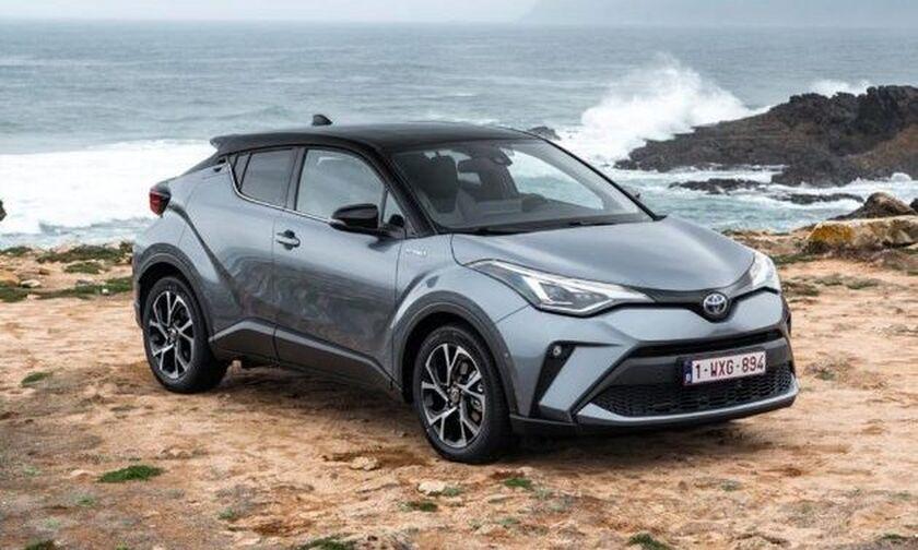 Οι τιμές του νέου Toyota C-HR στην Ελλάδα