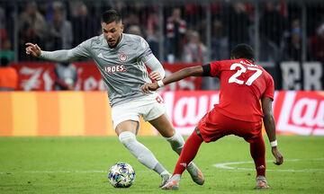 Το τακουνάκι του Γκερέρο με τη Μπάγερν «μάγεψε» την UEFA (vid)