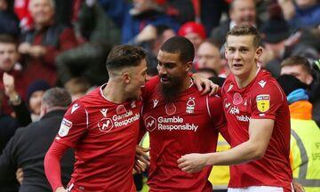 Championship: H Νότιγχαμ του Βαγγέλη Μαρινάκη βλέπει άνοδο στην Premier League (βαθμολογία)