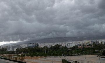 Ο καιρός: Η «Βικτώρια» φέρνει έντονες βροχοπτώσεις και καταιγίδες