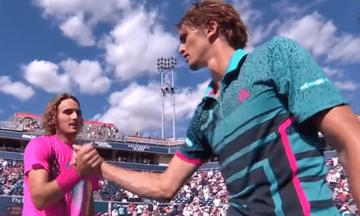 ATP Finals: Τι ώρα και σε ποιο κανάλι θα δούμε το ματς Tσιτσιπάς - Σβέρεφ