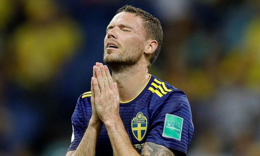 Μπεργκ: Σουηδία τέλος μετά το Euro 2020