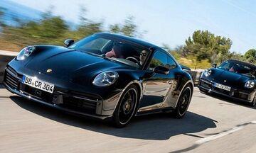 «Τρένο» 650 ίππων η νέα Porsche 911 Turbo S!