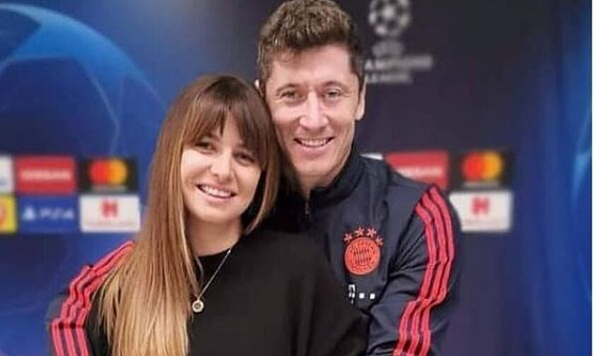 Λεβαντόφσκι: Αποκάλυψε ότι θα γίνει ξανά πατέρας στο ματς με τον Ολυμπιακό