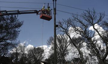 ΔΕΔΔΗΕ: Διακοπή ρεύματος σε Πέρασμα, Ίλιον, Γαλάτσι, Ν. Ιωνία, Μάνδρα, Βούλα, Αθήνα