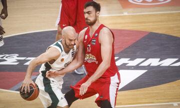 EuroLeague: Μιλουτίνοφ και Καλάθης στους 5 κορυφαίους του PIR (pic)