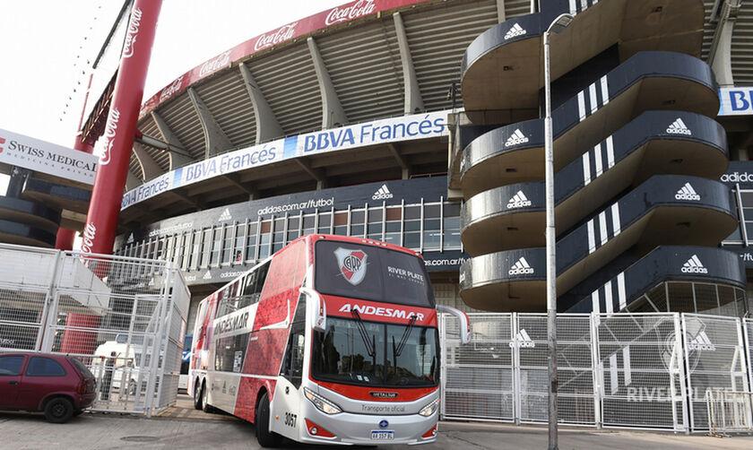 Ρίβερ Πλέιτ: Στέλνει τους οπαδούς της με τριήμερο ταξίδι στον τελικό του Copa Libertadores!