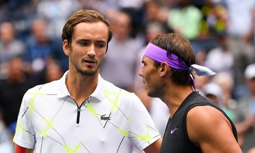 ATP Finals: «Εφτάψυχος» ο Ναδάλ, νίκησε τον Μεντβέντεφ με απίστευτη ανατροπή! (highlights)