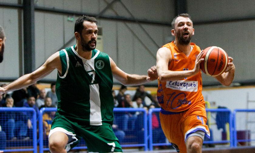 Α2 μπάσκετ: Ο Διαγόρας Δρυοπιδέων νίκη στον Υμηττό