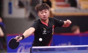 World Tour Αυστρίας: Κινέζικο «στοπ» σε Γκιώνη