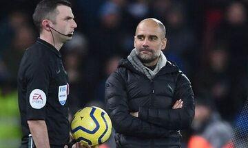 Μάντσεστερ Σίτι: Επίσημα παράπονα στην FA για την διαιτησία με την Λίβερπουλ