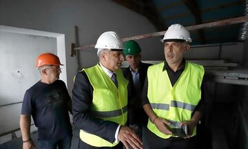 Πειραιάς: Επαναλειτουργεί το ιστορικό κτήριο του Χατζηκυριάκειου