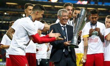 Η πρωταθλήτρια Ευρώπης Πορτογαλία με τρεις «ερυθρόλευκους» (pics)