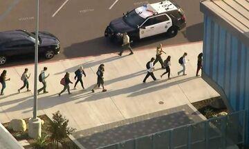 Καλιφόρνια: Νεκρή μαθήτρια από πυροβολισμούς σε λύκειο