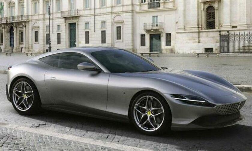 «Ρωμαλέα» η νέα Ferrari Roma