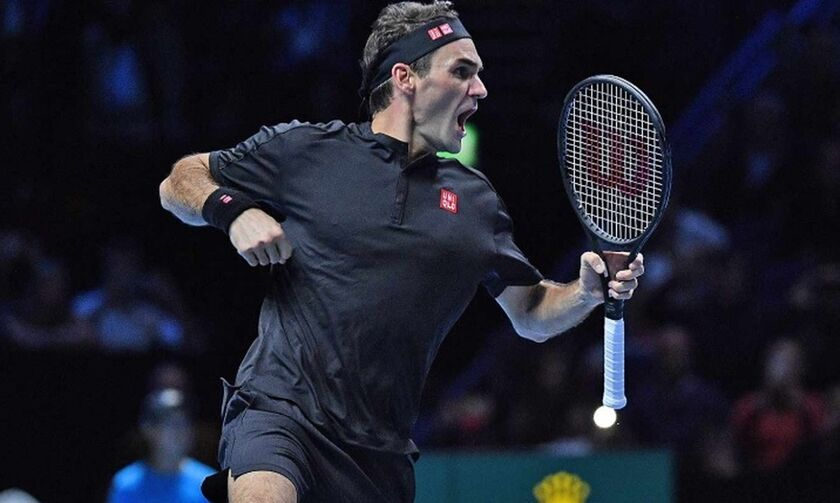 ATP Finals: Τους τρέλανε όλους ο Φέντερερ, πέταξε εκτός τον Τζόκοβιτς! (highlights)