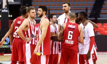 EuroLeague: Για τη νίκη με Ζαλγκίρις ο Ολυμπιακός