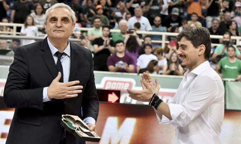 Όταν ο Γιαννακόπουλος είπε: «Ε όχι και ο Ιτούδης καλύτερος του Αργύρη» (pic)